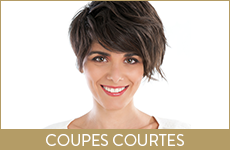 perruque coupe courte