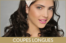 perruques coupe longue
