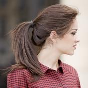 perruque avec bandeau